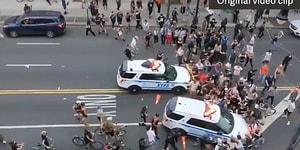ABD'de 'Bazı' Yayın Kuruluşları Polislerin Halka Uyguladıkları Şiddeti Eksik ve Yanlış Gösterdiğinin Kanıtı Görüntüler