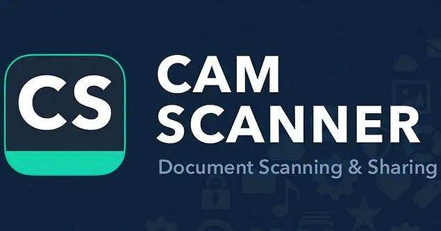 4. Camscanner