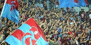 UEFA'dan Trabzonspor'a Bir Yıl Avrupa Kupalarından Men Cezası