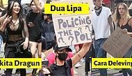 Sosyal Medyada Mesaj Yayınlamak Yerine ABD'deki Protestolara Katılmayı Tercih Eden 15 Ünlü