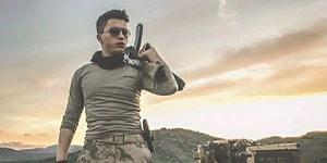 Sosyal Medya, İki Gün Önce Şehit Olan Burak Aydoğan'ı Unutmadı: #SarıKomutanKalbimizdesin