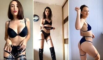 Sosyal Medyanın Yürek Hoplatan 'İç Çamaşırı Challenge'ı Hız Kesmeden Devam Ediyor