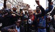 ABD'de 12'nci Günü Geride Bırakan 'George Floyd' Protestoları Dünya Geneline Yayıldı 📷
