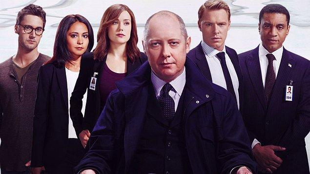 3. The Blacklist (2013- )