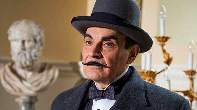 1. Agatha Christie's Poirot (1989-2013)