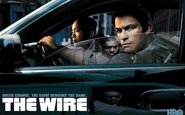9. The Wire (2002-2008)