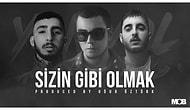 Vio feat. Uzi & Ati242 - Sizin Gibi Olmak Şarkı Sözleri