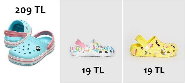 Kural 2: Kalitesiz ayakkabıdan uzak durun ama kalitenin her zaman fiyatla doğru orantılı olmadığını da unutmayın.