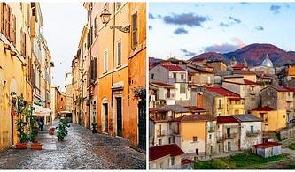 Şimdiye Kadar Hiç Kovid-19 Vakası Görülmeyen İtalyan Köyünde Evler 1 Euro'dan Satışa Sunuldu!