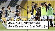Hoş Geldin Süper Lig! Uzun Süre 10 Kişi Oynayan Fenerbahçe Son Dakikalarda Gelen Gollerle 3 Puanı Kazandı