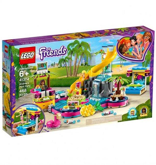 Lego satın alırken çocuğunuzun yaşına uygun aldığınızdan emin olun. Çünkü çocuk yapamayacağı zorlukta bir şeyle karşılaşırsa, bir anda legodan soğuyabilir.