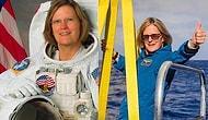 Hem Uzayda Hem de Denizde İlklere İmza Atıp Tarihe Adını Altın Harflerle Kazıyan Kadın: Kathy Sullivan