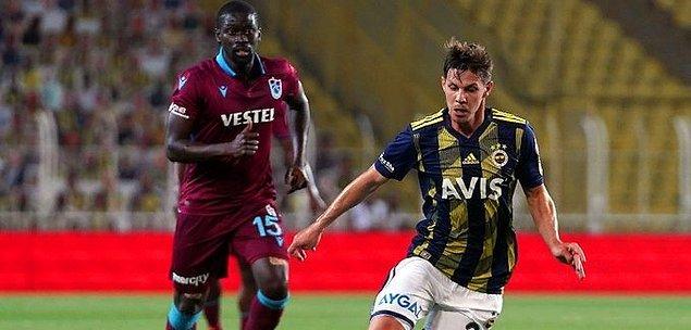 Ziraat Türkiye Kupası yarı final rövanş maçında Fenerbahçe Ülker Stadı'nda Trabzonspor'u ağırladı.