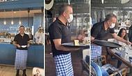 Haluk Levent, Yardıma İhtiyacı Olan Ailelere Yardım Elini Uzatan Güzel İnsanların Restoranına Giderek Garsonluk Yaptı