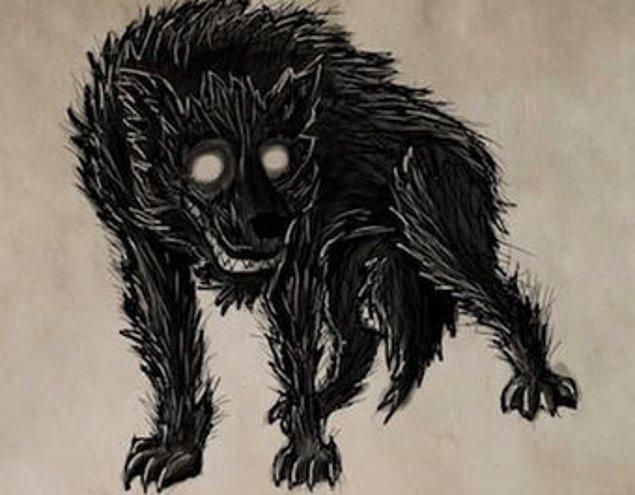 20. 'Nahual' istediği hayvan formuna dönüşen, aslında insan olan bir yaratıktır. İnsanlara saldırmak için hayvana dönüşen bu canlı bebekleri çalar, çocukları yer ve başka insanları lanetler.