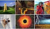 İç Titreten Görünüşüyle Doğa ve İnsanın Harmonisini Yansıtan Muhteşem Akım:  Land Art
