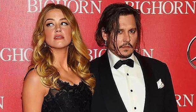 Biliyorsunuz ki Johnny Depp ve Amber Heard ayrılmalarına rağmen aralarındaki sular asla durulmuyor.