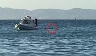 Hesabı Ödememek İçin Denize Atladı, Yunan Adasına Doğru Yüzerken Yakalandı