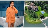 Başka Yer mi Kalmadı Sevgili Riri? Rihanna, Khloe ve Kourtney Kardashian'ın Evini Aylık 415 Bin Dolara Kiralıyor!
