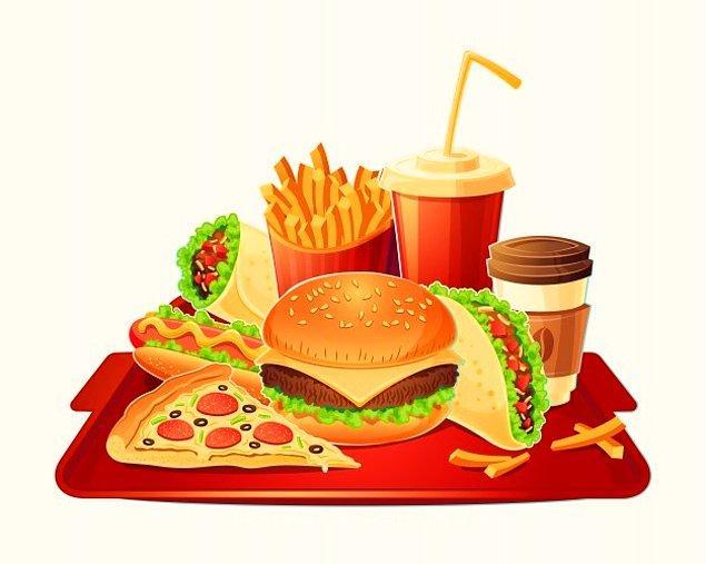 Peki artık bağımlısı olduğumuz, canımızın bolca çektiği fast-food'lara küssek ve daha sağlıklı gıdalar tüketmeye başlasak vücudumuzda neler değişir?