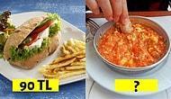 Bir Haftalık Ücretin Neredeyse 6 Aylık Asgari Ücrete Denk Geldiği Türkbükü'nün Abartılı Güncel Yiyecek Fiyatları
