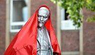 Almanya'da İktidar Partisinin İtirazlarına Rağmen Lenin Heykeli Dikildi
