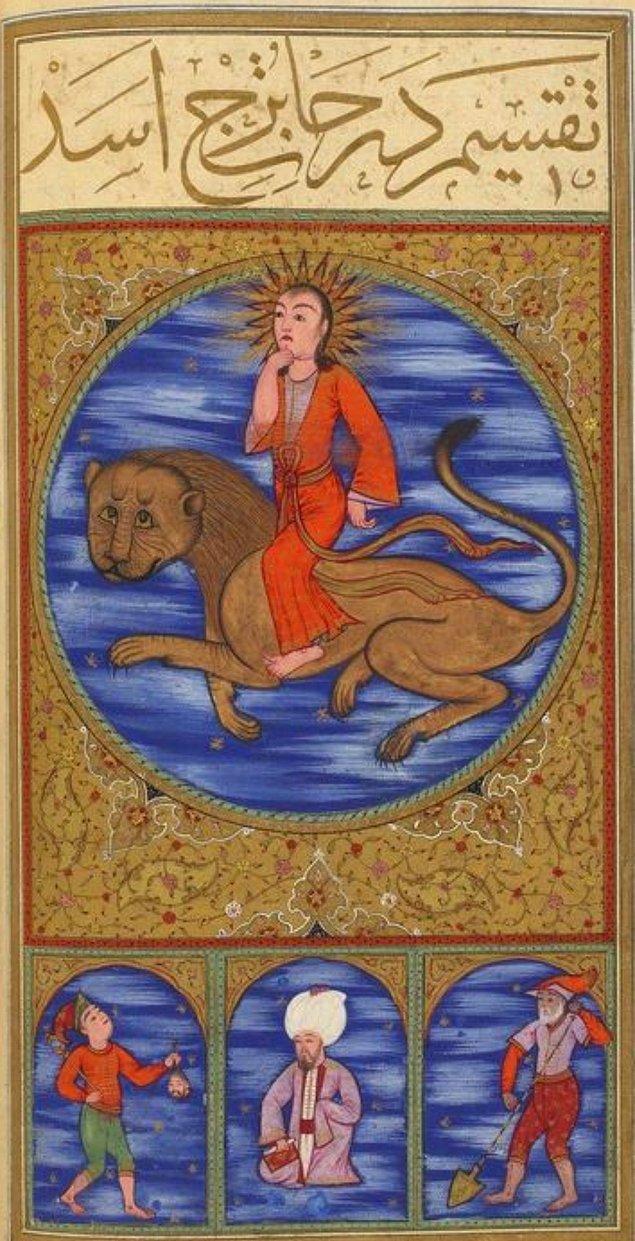 5. Aslan Burcu: Esed (24 Temmuz – 23 Ağustos)
