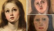 Bir Restorasyon Faciası Daha: 17. Yüzyıldan Kalma Meryem Ana Tablosu Tanınmayacak Hale Geldi