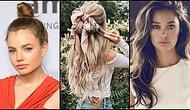 En Üşengeç Kadınların Bile Gününü Kurtaracak Birbirinden Kolay Günlük 17 Saç Modeli