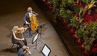 Karantinadan Sonra Kapılarını Açan Barcelona Operası İlk Konserini Bitkilere Verdi