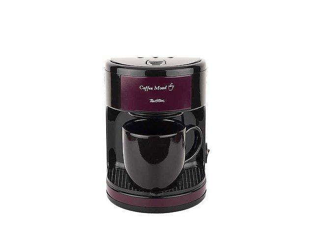 16. Filtre kahve makinesinin tatlılığı ❤