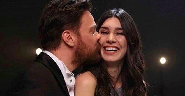 3. Burcu Kıratlı ve Sinan Akçıl çifti 9 aylık evliliklerini sonlandırıp, bir süre sonra yeniden evlenme kararı aldılar.