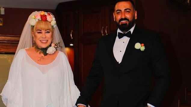 9. Zerrin Özer ve Murat Akıncı evliliği 24 saat sürmüştü. Ancak ayrıldıktan sonra yeniden barıştılar.