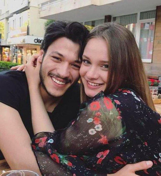 11. Miray Daner ve Kubilay Aka 2 buçuk yıl süren ilişkilerini sonlandırmış, ardından yeniden bir araya gelmişlerdi.