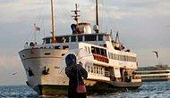 İstanbul'da Şehir Hatları Vapur Ücreti 10.00-16.00 Arası 5 Kuruş Oldu
