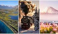 Yolculuk Boyunca Size Rüya Gibi Bir Deneyim Yaşatacak 12 Tren Hattı