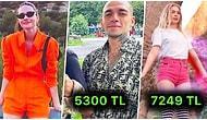 Bunlar Nasıl Paralar! Ünlülerin Çok Merak Edilen Servet Değerindeki Kıyafetleri ve Dudak Uçuklatan Fiyatları