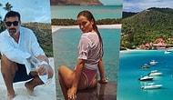 Bu Hangi Seviye? Ezequiel Lavezzi'nin Kız Arkadaşıyla Birlikte 1.5 Milyon Euro Ödeyerek Karantinayı Bir Adada Geçirdiği Ortaya Çıktı