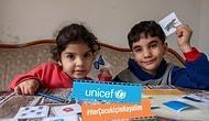 UNICEF'in COVID-19 Sebebiyle Eğitim Hayatından Uzak Kalan Çocuklarımız İçin Başlattığı #HerÇocukİçinHayalim Kampanyası