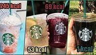 Yaz Aylarında Serinlerken Ne İçtiğinin Farkında Olmak İsteyenler İçin 20 Starbucks İçeceğinin Kalori Değerini Açıklıyoruz!