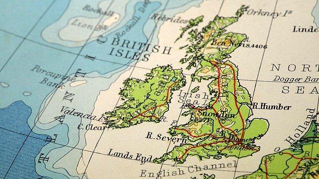 12. İskoçya koloni gücü olmayı denemiş fakat başarısız olunca Birleşik Krallık yönetimine girmiştir.