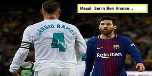 Messi de Olsan Küfrediyorsun! Futbolcuların Saha İçi Konuşmalarından Birbirinden İlginç Kesitler