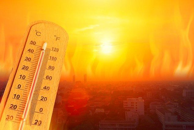 4. Dünyada Fahrenheit sistemini yalnızca 5 ülke kullanır: Bahamalar, Belize, Cayman Adaları,Palau ve ABD.