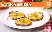 Herkesi Mutlu Edebilen Bir Pizza! Patlıcan Pizza Nasıl Yapılır?