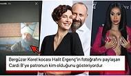 Bergüzar Korel'den Instagram'da Muhteşem Yüzyıl ve Eşi Halit Ergenç'i Paylaşan Cardi B'ye Güldüren Bir Diss Geldi!