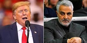 Kasım Süleymani Suikasti: İran, Trump Hakkında Yakalama Kararı Çıkardı