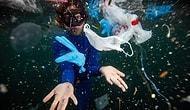Şahika Encümen'den Boğaz'a Gözlem Dalışı: 'Dünyanın En Güzel Yerlerinden Birisi, Plastik Atıklarla Boğulmak Üzere'