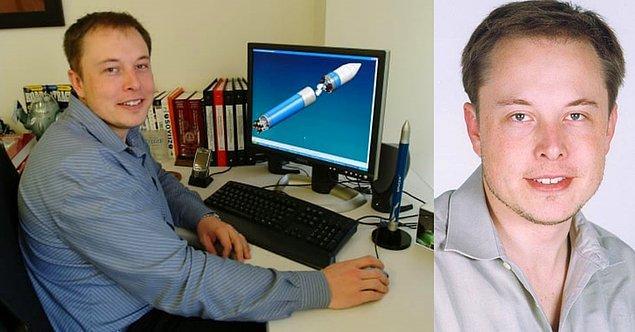 30 yaşında gelmiş geçmiş en büyük girişimcilik işlerinden biri olan SpaceX'i kurdu.