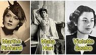 Yaptıkları İşlerle I. ve II. Dünya Savaşı'nın Seyrini Değiştirerek Tarihe Damga Vuran Kadın Casuslar