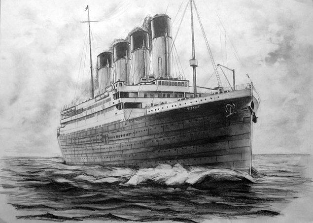 7. Titanik gemisinin sahipleri hiçbir zaman geminin 'batmayacak bir gemi' olduğunu söylemediler.